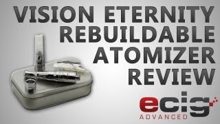 vision eternity rebuildable atomizer review