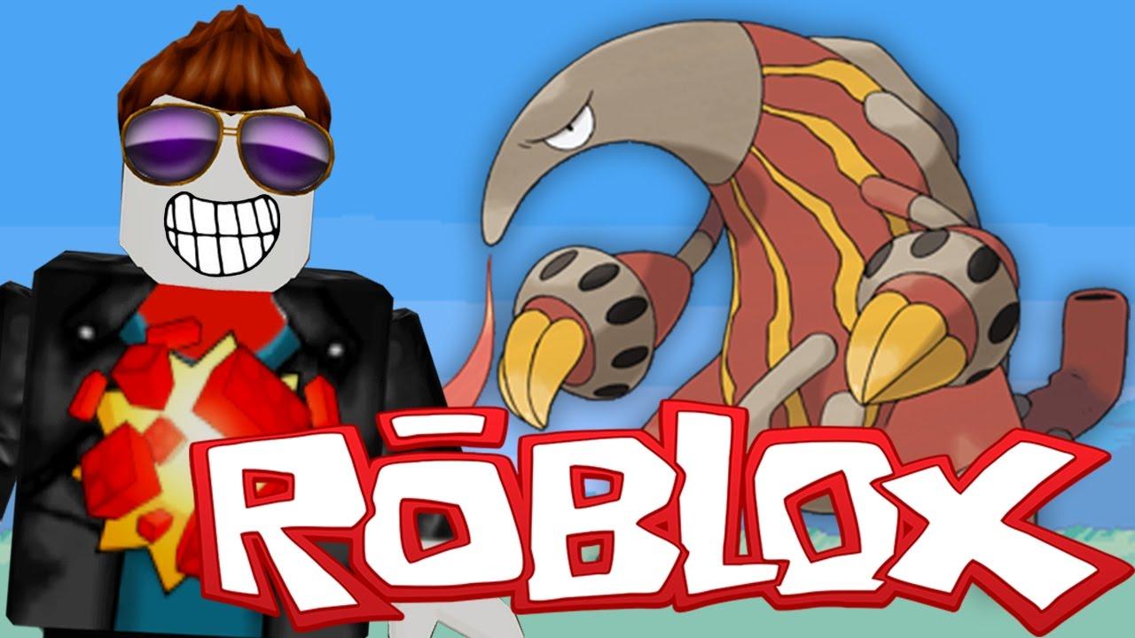 Roblox Pokemon - HEATMOR! (Pokemon Brick Bronze) Ep 14 - YouTube for Heatmor Pokemon  181obs