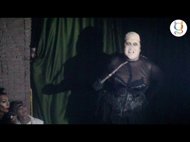 Sunday Gay Night at Maggie Choo's Halloween Witches&Bitches Theme B Ella Abracadabra