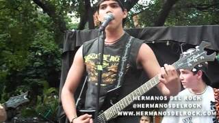 METAL ASH - You Belong To Yourself [En la plaza de los Museos Caracas Venezuela]