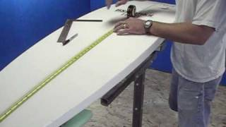 Surfboard Building - Shaping, Glassing - Wavrydr Surf Gear