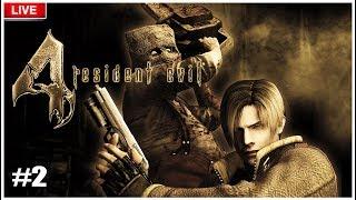 Resident Evil 4 GAMEPLAY PS4 ESPAÑOL #2