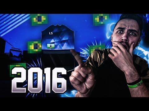 2x TOTY POD RZĄD 🔥 MOJE NAJLEPSZE PACZKI Z 2016! 🔥