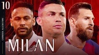 🚨⚽ 100 MILIONI per il CALCIOMERCATO! CARRIERA ALLENATORE AC MILAN 10 | FIFA 20