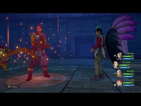 Dragon Quest XI PC Boss: Restless Knight