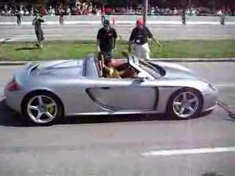2005 Porsche Carrera GT Acceleration - YouTube