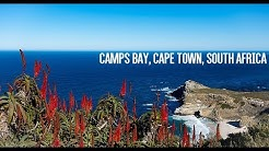 CAMPS BAY, CAPE TOWN, SOUTH AFRICA | Travel Vlog (HD)