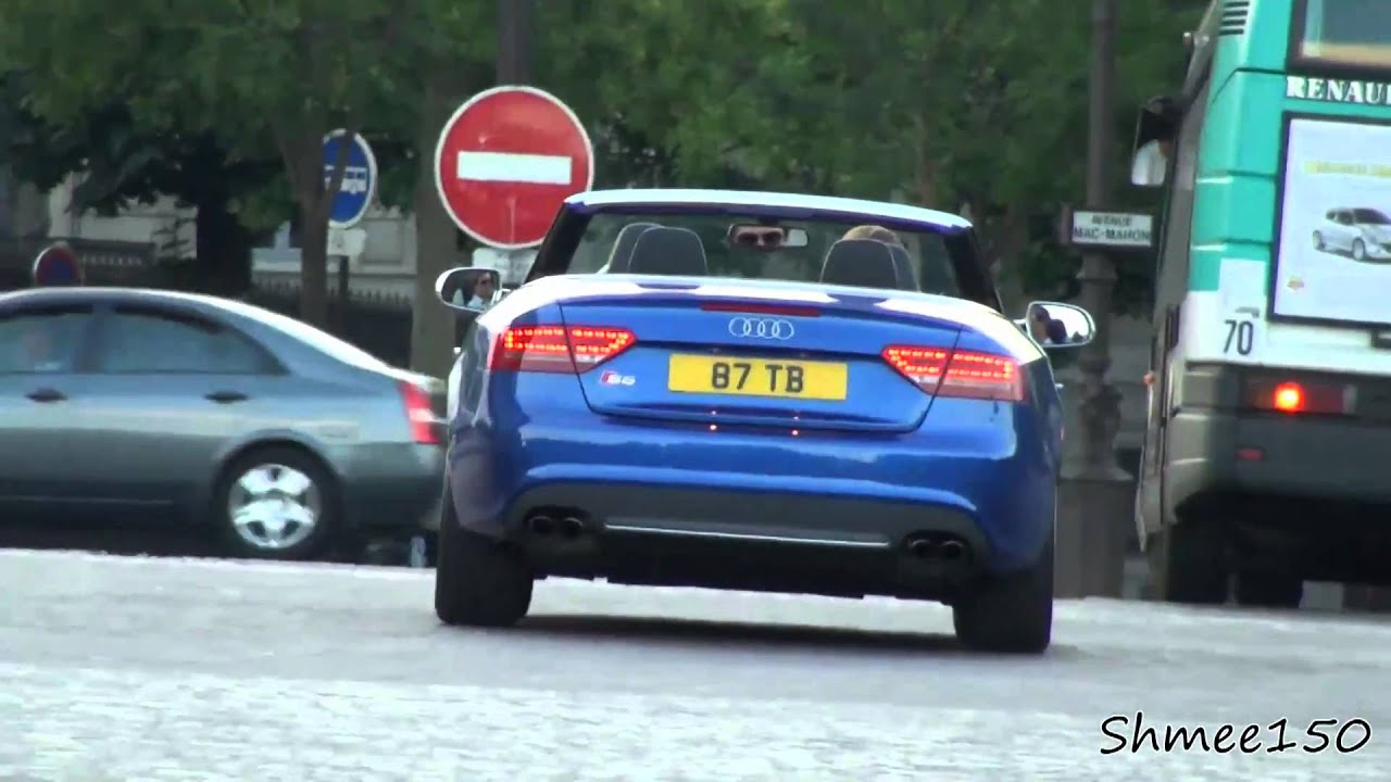 Shmee150 S New Car Memories Of Audi S5 Cabriolet Youtube