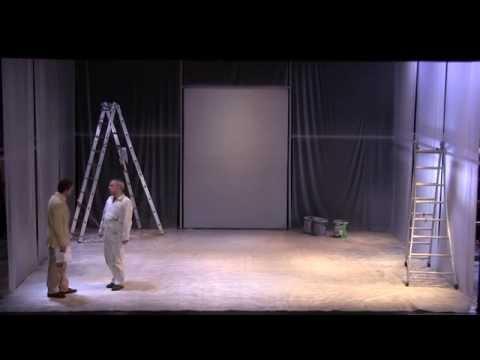 Les fourberies de Scapin-Mise en scène de Malik Rumeau-Partie 1