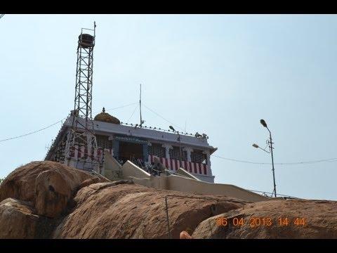 Uchhi Pillayar Kovil ~ Rockfort - Trichy *