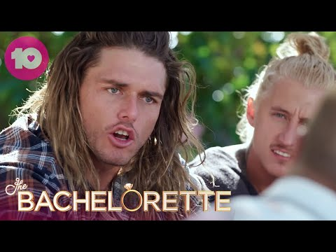 The Bachelors Meet Angie's Parents | The Bachelorette Australia
