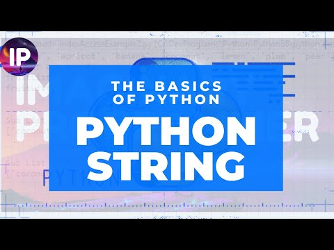#3 Python - String(Python Tutorial for Beginners) thumbnail