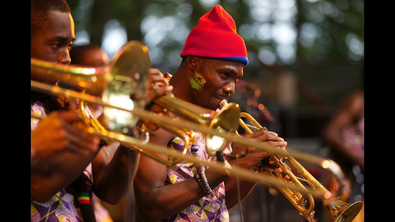 Image result for ghana trompetist