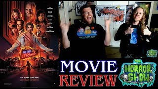 """Bad Times at the El Royale"" 2018 Mystery Thriller Non-Spoiler Movie Review - The Horror Show"