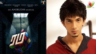 Anirudh music for Dhanush brother hero movie RUM