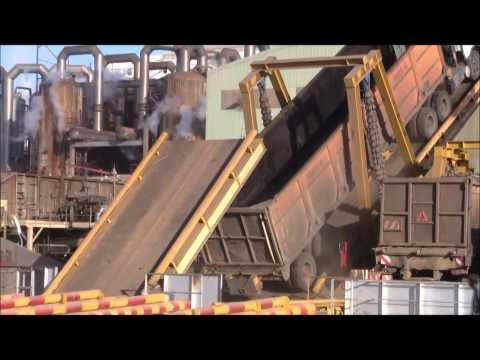 Cane Sugar Refinery in Africa