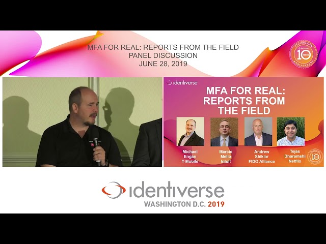 T-Mobile customer story - recorded at Identiverse 2019