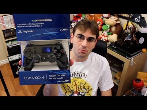 UNBOXING: DUAL SHOCK 4 (Controle Playstation 4)