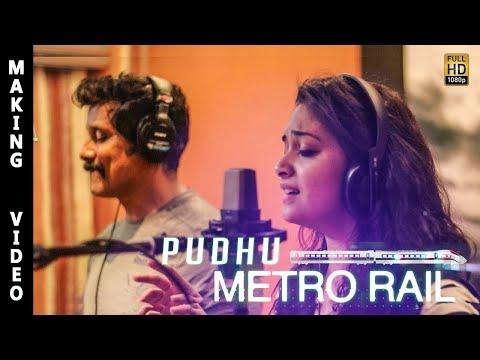 Saamy² - Pudhu Metro Rail Making Video | Chiyaan Vikram, Keerthy Suresh | Devi Sri Prasad | Hari
