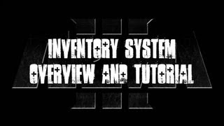 ArmA 3 - Inventory System Tutorial and Overview