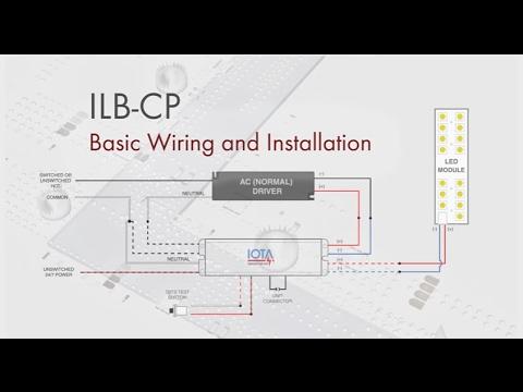 hqdefault?sqp= oaymwEWCKgBEF5IWvKriqkDCQgBFQAAiEIYAQ==&rs=AOn4CLAv1bOezSPYU_1RYiRC1HLiBTjPzw emergency ballast replacement youtube iota i320 emergency ballast wiring diagram at reclaimingppi.co