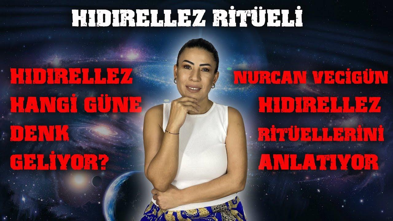 Nurcan Vecigün ile Hıdırellez Ritüeli