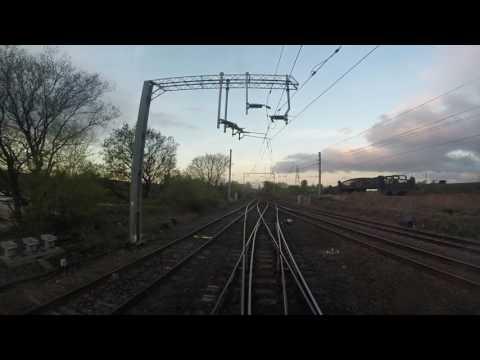 Class 66 cab ride, Warrington Arpley to Runcorn Folly lane, via Northwich, Part 1