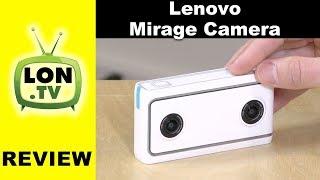Video Lenovo Mirage VR180 3D Camera Review - Videos and Photos download MP3, 3GP, MP4, WEBM, AVI, FLV Juli 2018