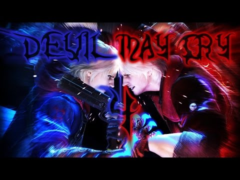 Devil May Cry (2001) / Игрофильм