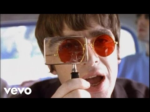 Don't Look Back In Ange - Oasis