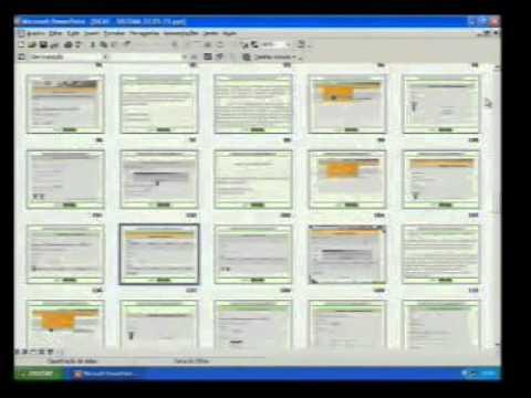 Capacitação sobre SICAF (Sistema de Cadastramento de Fornecedores)