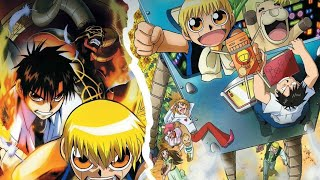 HD FULL MOVIE 2ND OF ZATCH BELL: ATTACK OF MECHA - VULCAN