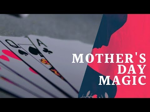Happy Mother's Day // Mother's Day Magic // MAA // azrealmagic #DeliverTheLove