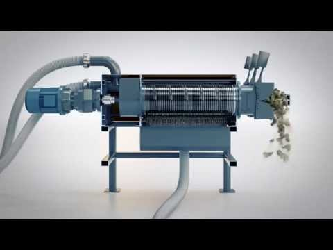 Milston E2  Slurry Separator