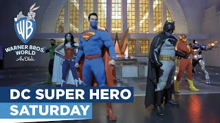 DC Super Hero Saturday