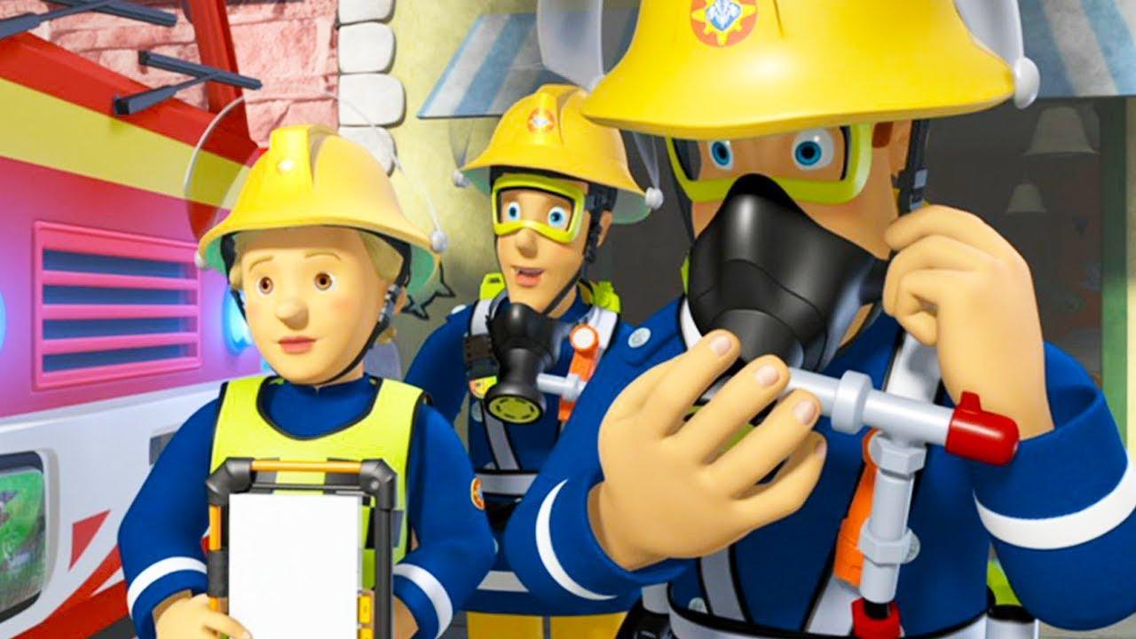 Sam il pompiere italiano nuovi episodi super raccolta di