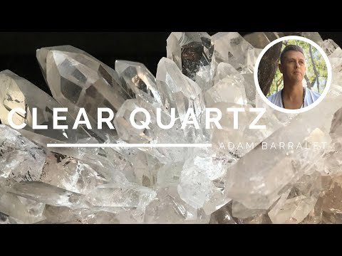 Clear Quartz - The Master Crystal