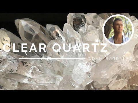 Clear Quartz - The Master Crystal