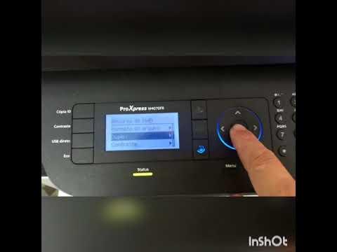 Scanner Duplex Samsung M4070