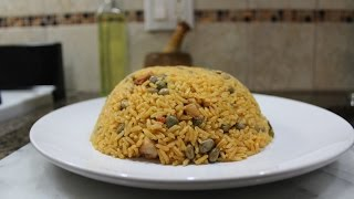How To Make Arroz Con Gandules