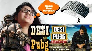 Gulzaar Chhaniwala   Desi PUBG   Altu Jalaltu Bole Na Re Faltu   Reaction   reaction   Review!!!