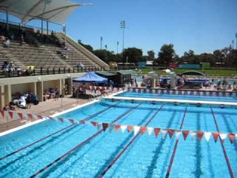 Competition Pool At Avery Aquatic Center Stanford University Youtube