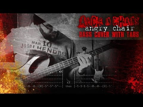 """Angry Chair"" - Alice in Chains 