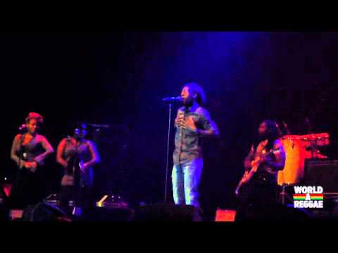 Jah Cure - To Your Arms of love - Live at Amsterdam Reggae Festival 2011
