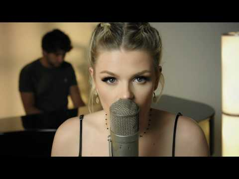 Lay Your Head On Me - Major Lazer feat. Marcus Mumford (Cover By: Davina Michelle)