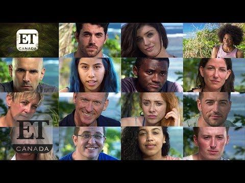Meet The New 'Survivor' Castaways | EXTENDED
