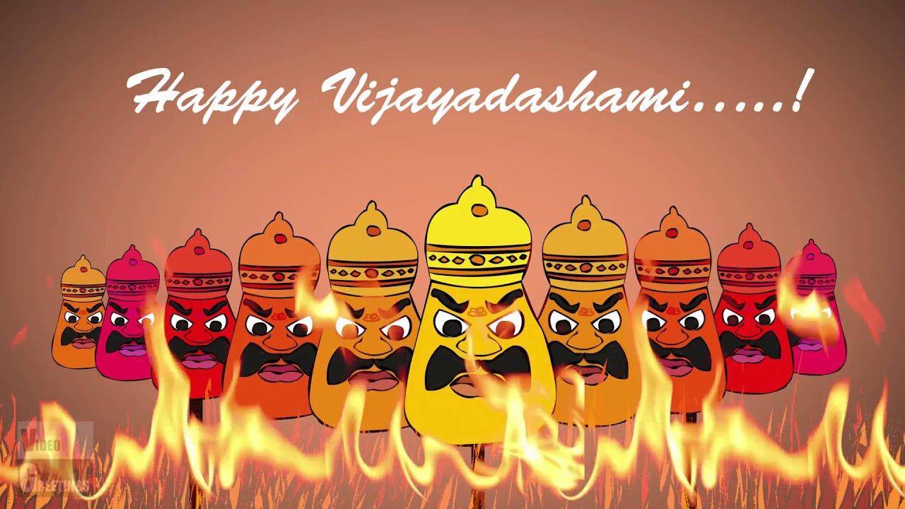 Happy Vijaya Dashami 2014 Messages Youtube