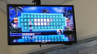 WHEEL OF FORTUNE - 4-29-19