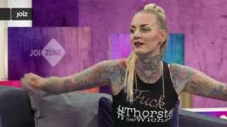 Repeat youtube video Lexy Hell über Fisting Queens und aufgespritzte Hoden