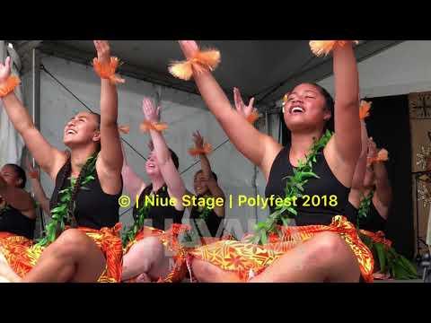 Massey HIGH Niue Group 2018